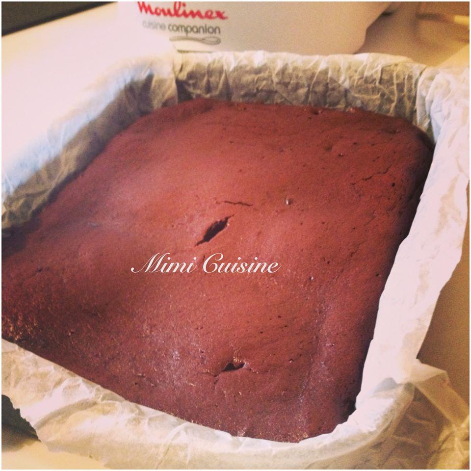 brownies au pépites de chocolat